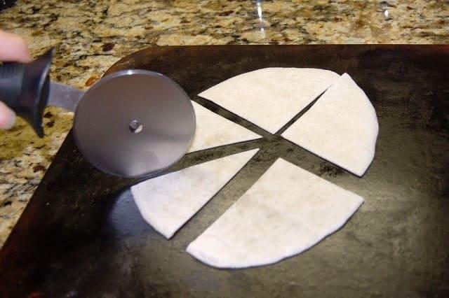 Homemade Tortilla Chips or Tostadas