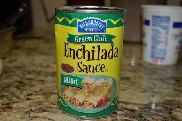Tried a New Ingredient on my Enchilada Casserole…