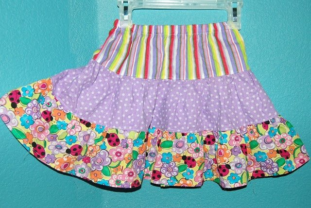 What I've been sewing: Skirts and a Top