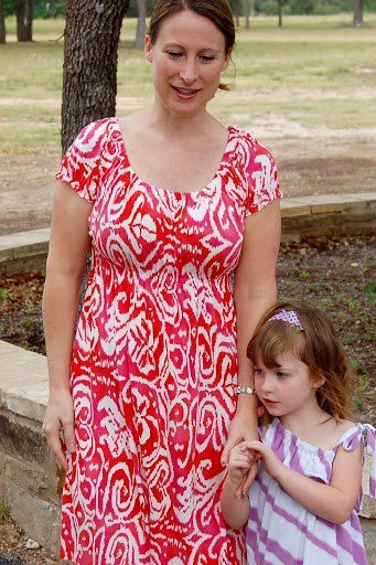 Kwik Sew 3632 = Cute Dress For Me