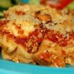 Tortellini Casserole with Hidden Veggies