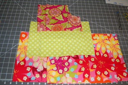 free tiered pillowcase dress
