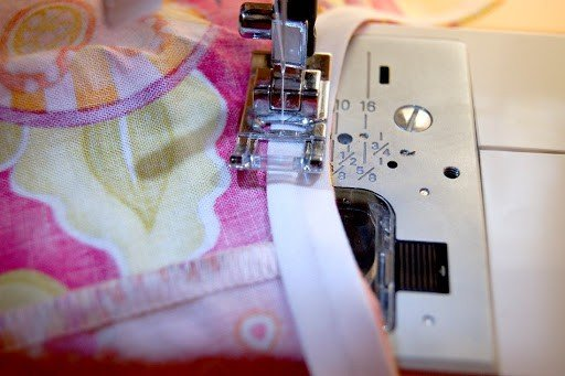 how to sew a tiered pillowcase dress