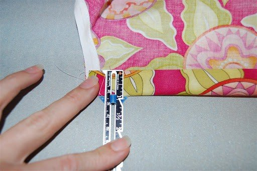 create casing for pillowcase dress