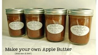 How To Make The Best Homemade Apple Butter In The Slow Cooker