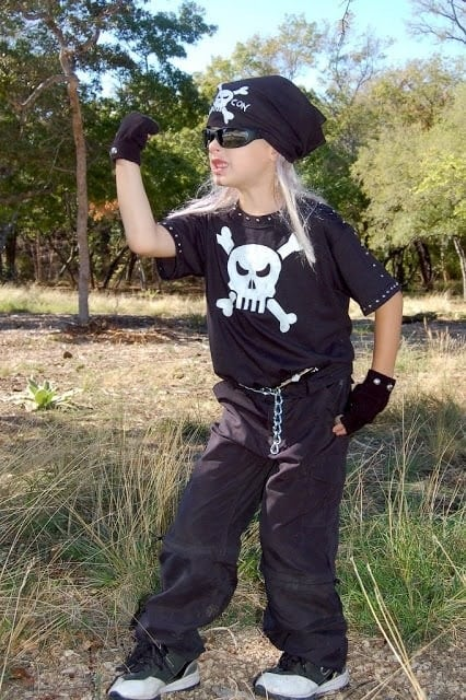 Billy the exterminator costume