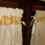 Stay Put Kitchen Towels