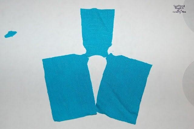 how to make a draped shawl cardigan