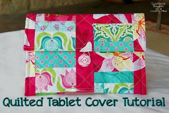 Quilted Tablet PC Cover