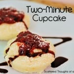 Two-Minute Cupcake