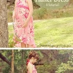 Simple Halter Dress Tutorial