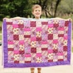 Teacher Appreciation Gift:  Picnic Quilt