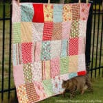 New Winner for the Picnic Quilt Giveaway