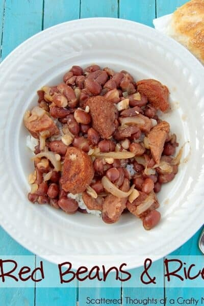 Red Beans and Rice