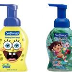 SoftSoap Liquid Hand Soap plus Coupon