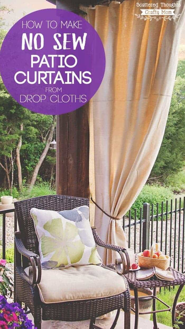 meaningful curtains patio outdoor type ideas