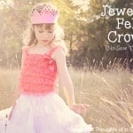 DIY Jeweled Felt Crown (the No-Sew Version)