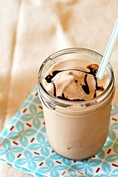 After School Treats: Classic Chocolate Milkshake