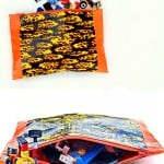 No Sew Zippered Pouch (from Duct Tape)