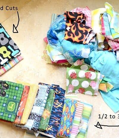 Fabric De-Stash Giveaway!