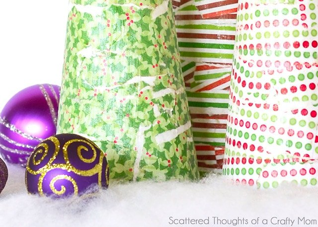 paper mache christmas crafts