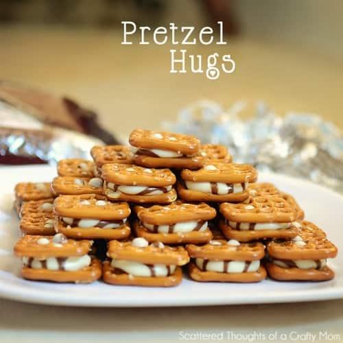Pretzel Hugs Recipe