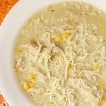 Favorite Slow Cooker Recipes: Creamy Green Chile Enchilada Soup