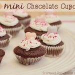 Baking with Kids: Mini Chocolate Cupcakes