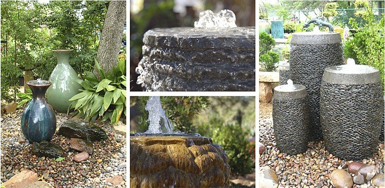 How To Make A Bubble Fountain In A Pot Scattered