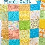 Fat Quarter Picnic Quilt