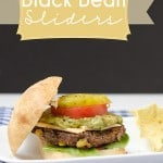 Black Bean Sliders Recipe
