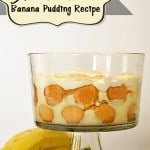 Granny's Homemade Banana Pudding Recipe