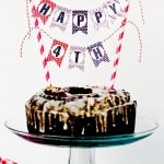 Mini Bunting for Your 4th of July Celebration (free printable)