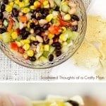 Black Bean and Corn Salsa (aka Texas Caviar)