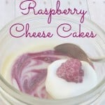 Guest Post: Mini Raspberry Cheese Cakes from TwelveOeight