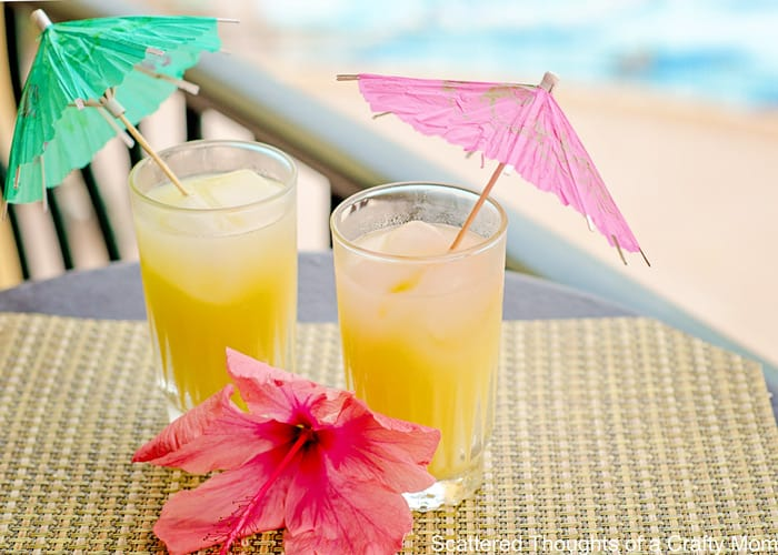 painkiller drink recipe - the best tropical drink recipe