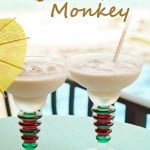 Tropical Drink of the Day: Chocolate Banana Monkey