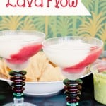 Tropical Drink of the Day: Lava Flow