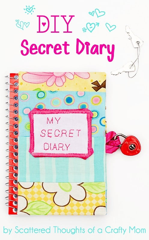 Make your own Secret Diary