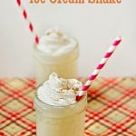 Pumpkin Spice Ice Cream Shake plus a Giveaway