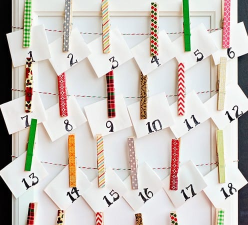 Make a Simple Advent Calendar