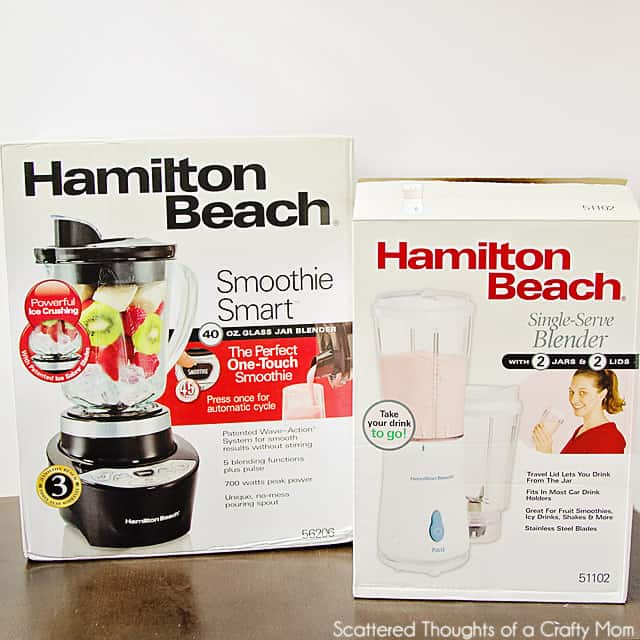 Hamilton Beach Blender review