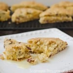 Cranberry Orange Scones – Secret Recipe Club