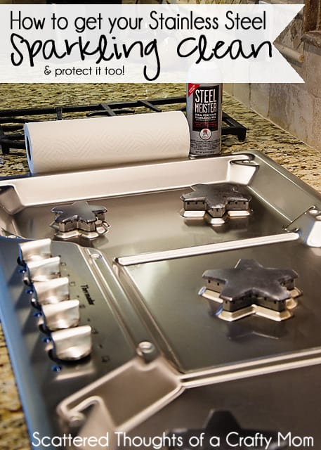 How to clean and polish your Stainless Steel!