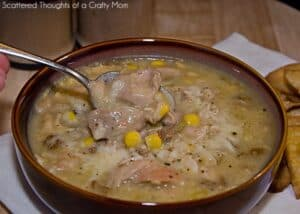 Easy 20 Minute White Chicken Chili Recipe