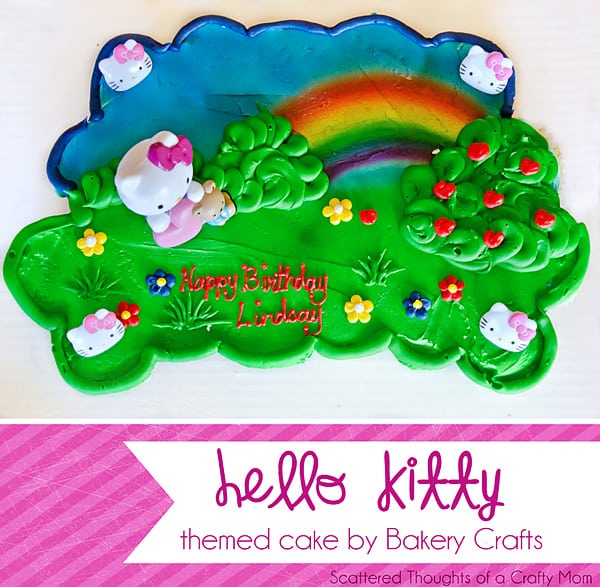 Hello Kitty Birthday Party Scattered Thoughts of a Crafty Mom by