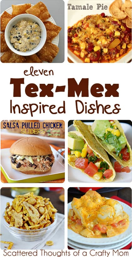 11 yummy Tex-Mex inspired recipes