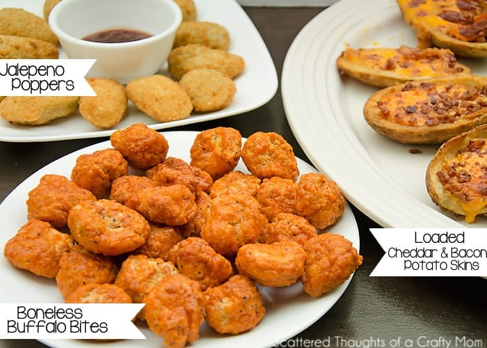 Easy Game Day Appetizers from TGI Fridays #TGIFGameDay #shop