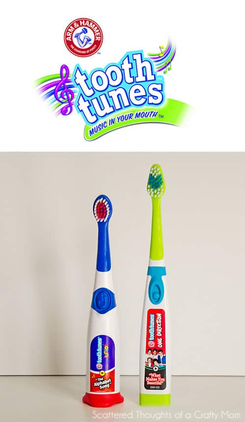 Make Brushing fun with Tooth Tunes!