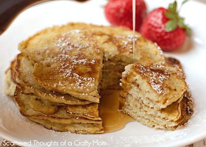 """Flourless Banana """"Pancakes"""""""